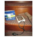 Jewerly Cleaner & Digital Sphyomanometer