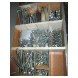 Boxes of Bolts & Nuts