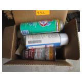 Chemicals, Charcole, Yard Bags