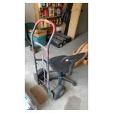Office Rolling Chair & Hand Dolly