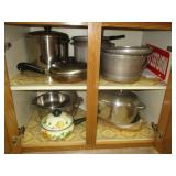 Roasters And Cooking Pots