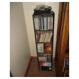 Music CDs, VHS Movies, Cassettes