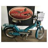 Moto Guzzi moped