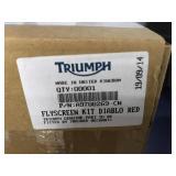 Triumph flyscreen kit