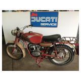 1965 Ducati Mountaineer 100