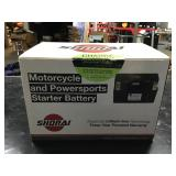 Shorai  motorcycle and Powersports starter