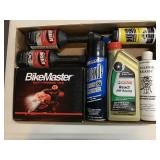 Fuel system dryer, HID light kit, cleaners etc.