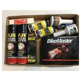 Grouping  foam filler, multi gear concentrate,HID