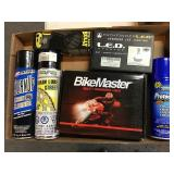 Grouping, chain cleaner,HID light kit, Bully