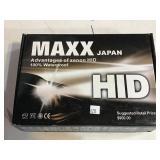 Maxx  Advantages of Xenon HID  100% waterproof