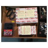 Lot including  water pump carbon cover fits on