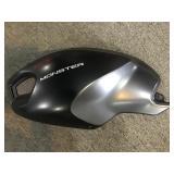 Ducati tank left hand cover