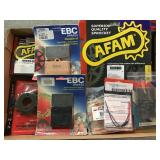 Grouping, sprockets, brakes, diode kit for metric
