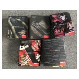 5 Ducati apparel catalogs: 2005 through 2009