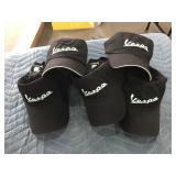 5 Vespa hat
