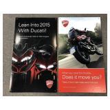 2 Ducati posters