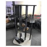 Helmut display stand
