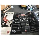 Ducati branding posters