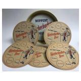 Knickerbocker beer trays