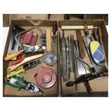 Grouping of Misc. hand tools