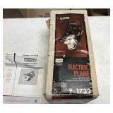 Craftsman Electric Plane