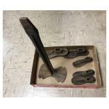 Shoe lathe