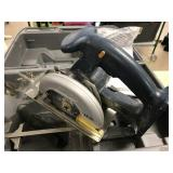Ryobi cordless circular saw