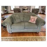 Sofa & loveseat set by American Home collection