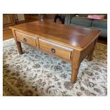 Hammary furniture company coffee table