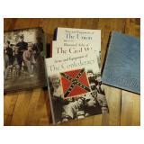 Civil War and Scott field books