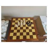 Sherlock Holmes chess set, etc