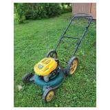 Yard Man lawnmower