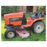 Power King 1617 lawn tractor