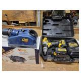 Dewalt cordless drill & sharpener