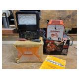 Multimeter & battery charger