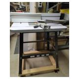 Grizzly Router table & accessories