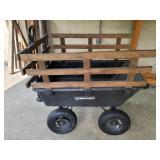 Gorilla yard cart