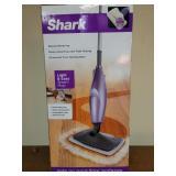 Shark steam mop in box