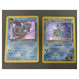 Prerelease Pokemon Promo Cards