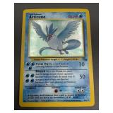 Pokemon Fossil Articuno Hologram
