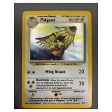 Pidgeot Jungle Misprint Hologram