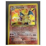 Pokemon Base Set Charizard Hologram