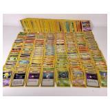 Pokemon Large Amount of Base Set Cards
