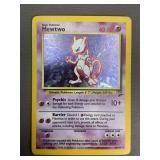 Pokemon Base Set 2 Mewtwo Hologram