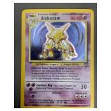 Pokemon Base Set 2 Alakazam Hologram