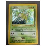 Pokemon Base Set 2 Scyther Hologram