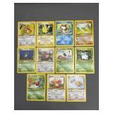 Pokemon 1st Edition Jungle Lot