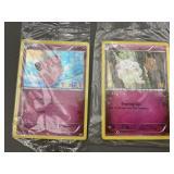 Pokemon Sealed Toys R Us and McDonalds
