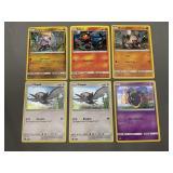 6 Pokemon SM Promos