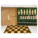 E.S. Lowe Vintage Renaissance Chessman Set